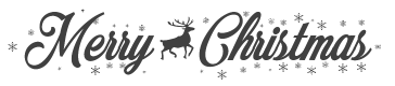 Merry Christmas Font preview