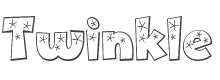 Twinkle font family