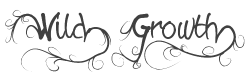 Wild Growth Font preview
